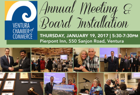 Annual Meeting and Board Installation
