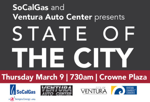 2017 Ventura Chamber's State of the City